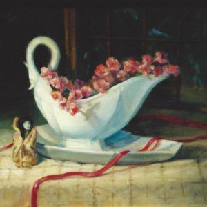 A Gravy Boat of Flowers