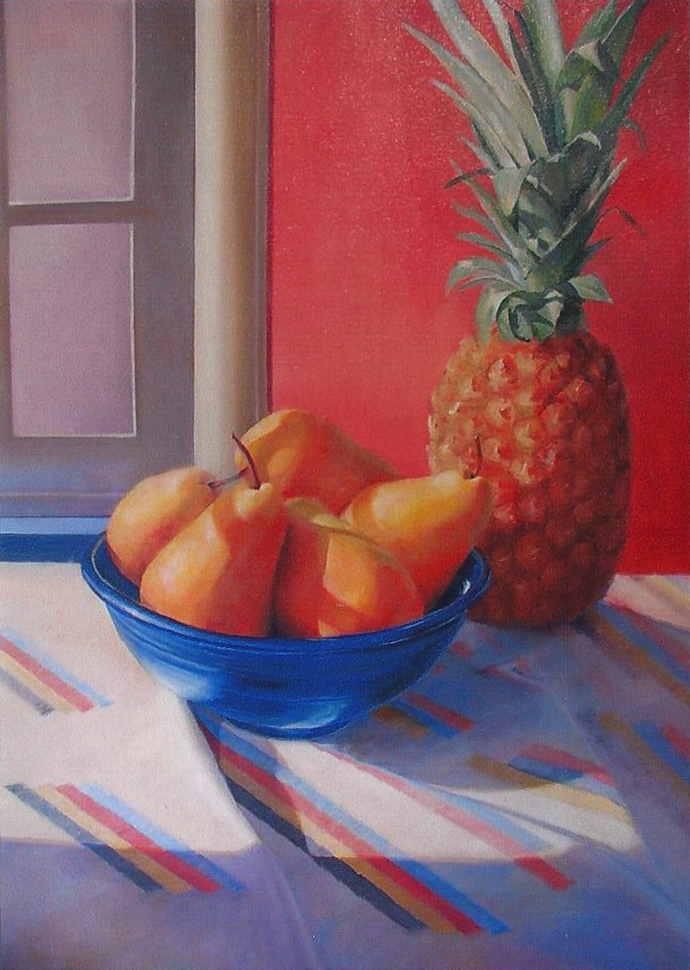 Pineapple and Pears