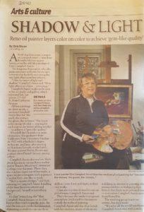 Reno Gazette Journal - Shadow and Light