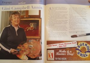 Reno Magazine Meet the Artist